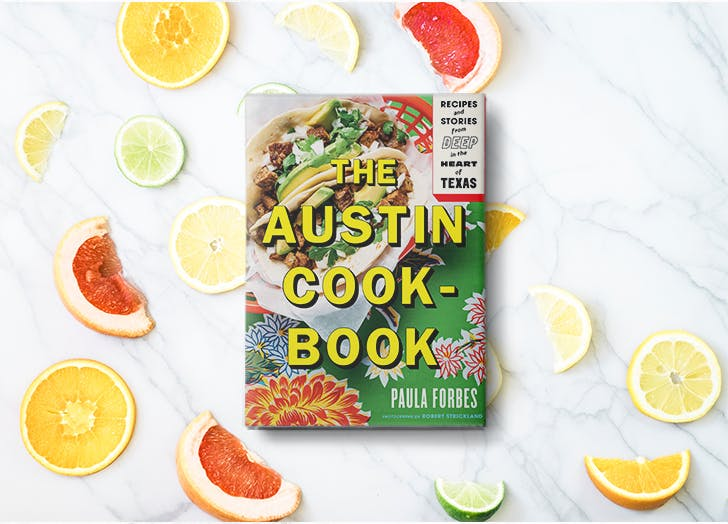 the austin cookbook paula forbes