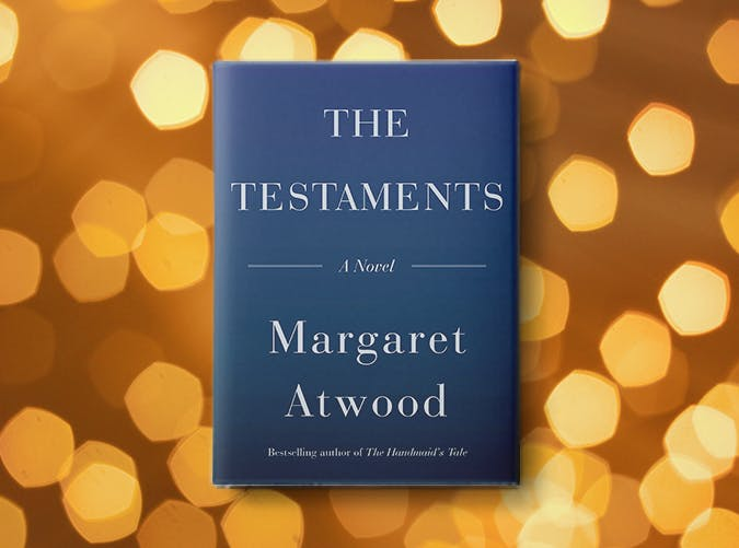 the testaments margaret atwood