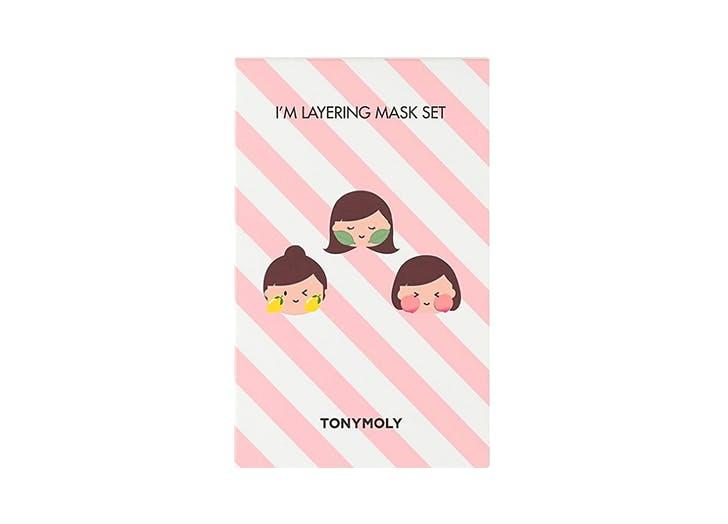 tonymoly sheet mask set2