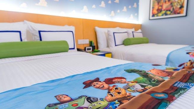 toy story hotel bedding