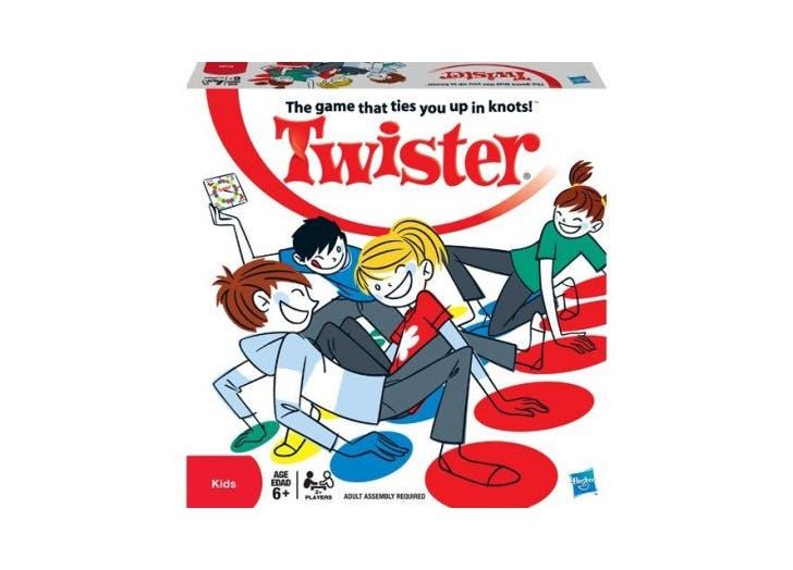 twist board game from cvs