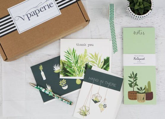 v paperie subscription box