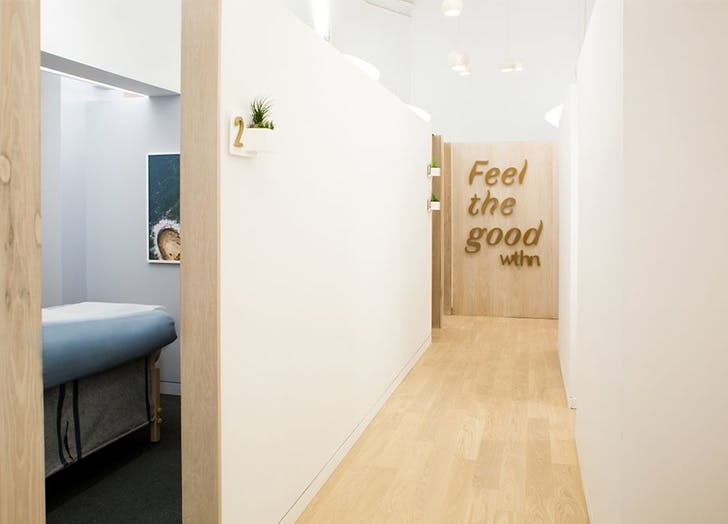 wthn wellness studio nyc