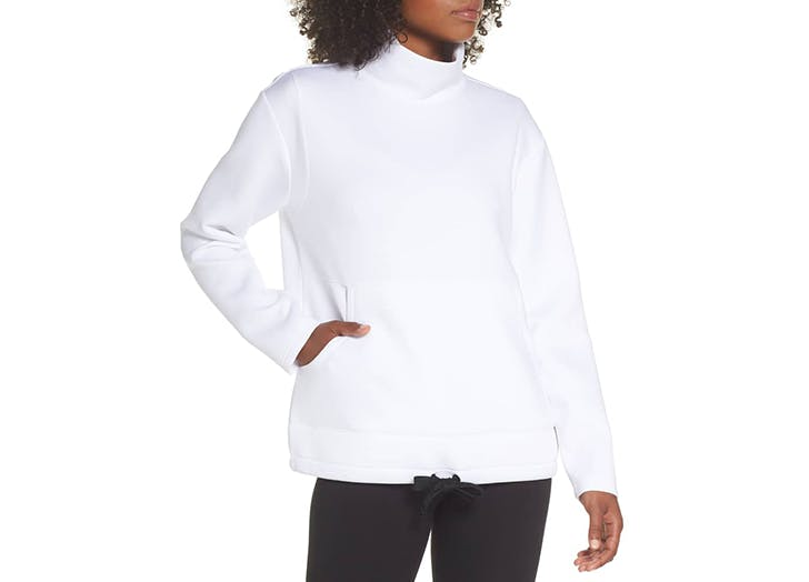 zella funnel neck sweatshirt
