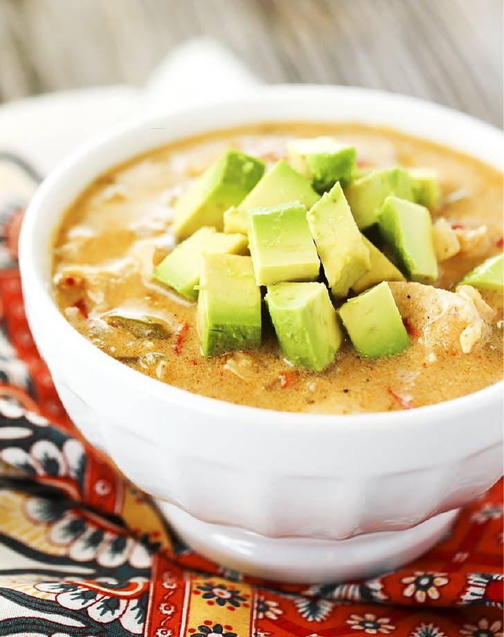 2 white chicken chili recipe
