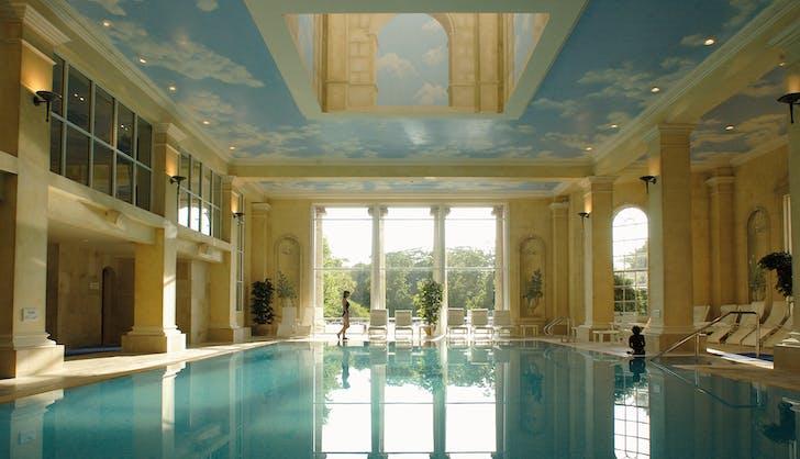 3. Chewton Glen Spa   Indoor Pool   1  CG