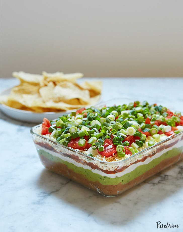 7 Layer Dip Recipe The Best Party Ever