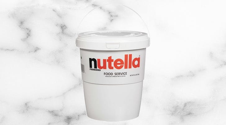 Forget Resolutions, Costco Has 7-Pound Tubs of Nutella