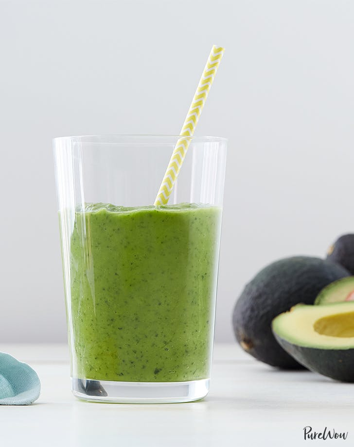 Avocado Power Breakfast Smoothie