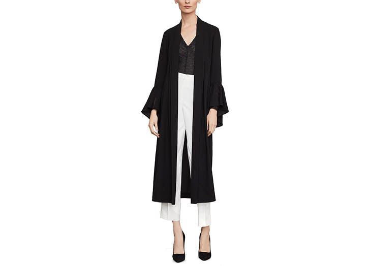 BCBG robe coat