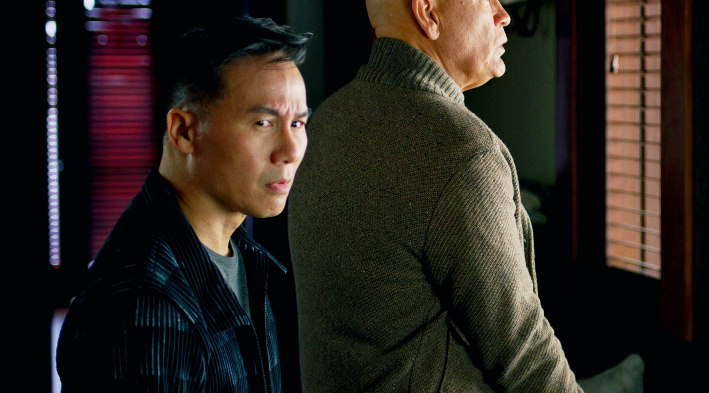 Why Bd Wong Is The Best Part Of Bird Box Purewow