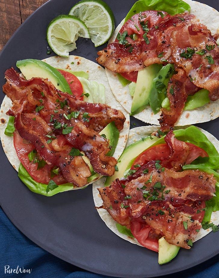 BLT Tacos