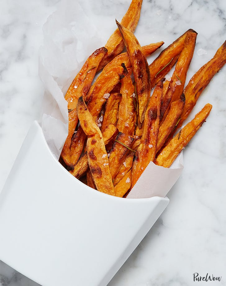 Baked Sweet Potato Fries Recipe Purewow