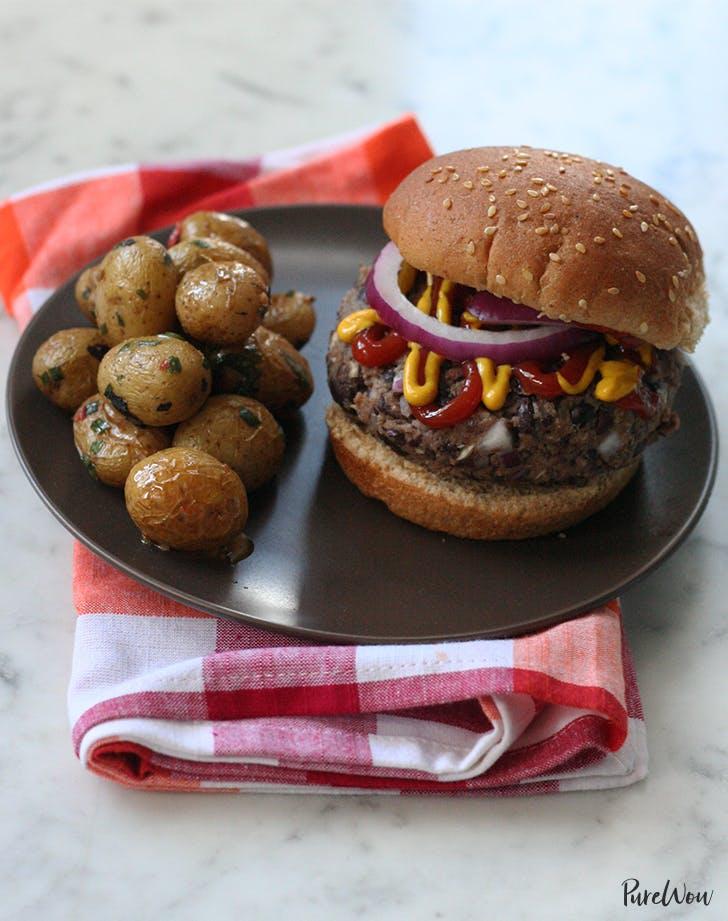 Black-Bean Burgers