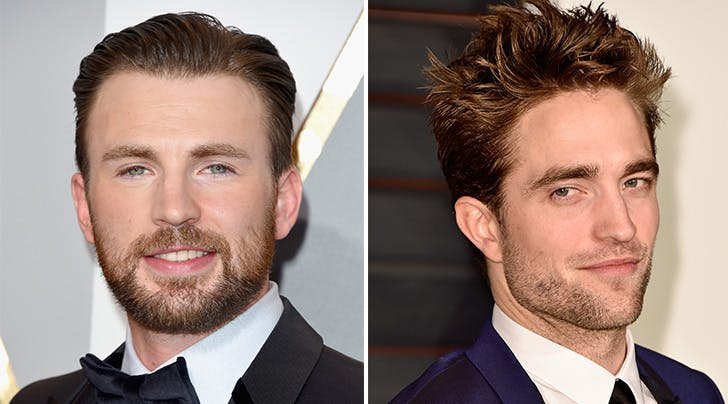 Chris Evans & Robert Pattison Are Teaming Up for a Netflix Serial Killer Movie