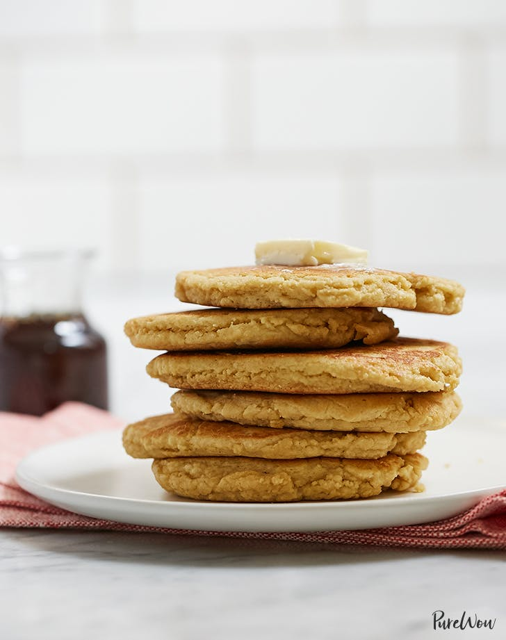 Shhh...These Pancakes Are Gluten-Free (and Absolutely Delicious)