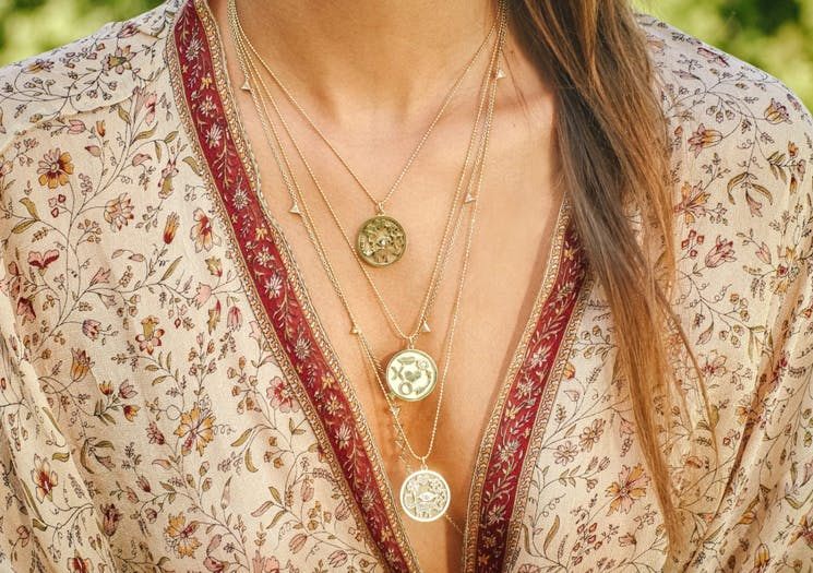 Jennifer Meyer Medallions