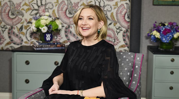 Kate Hudson Doesn't Do Routines…but She Does Stick to This 1 Wellness Mantra