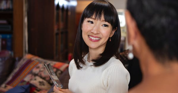 Marie Kondo Says *This* Is the Only Way to Organize Your Holiday Decorations