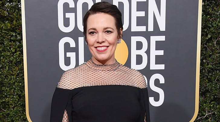 Olivia Colman Wins the Golden Globe for Best Actress, Musical or Comedy
