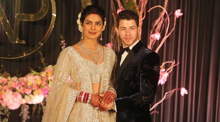 Ralph Lauren Shares Priyanka Chopra S Wedding Dress Details Purewow
