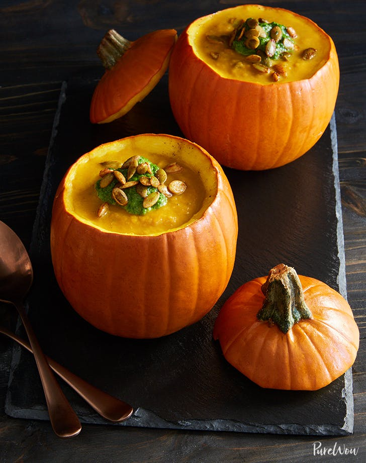 The Best Damn Pumpkin Soup