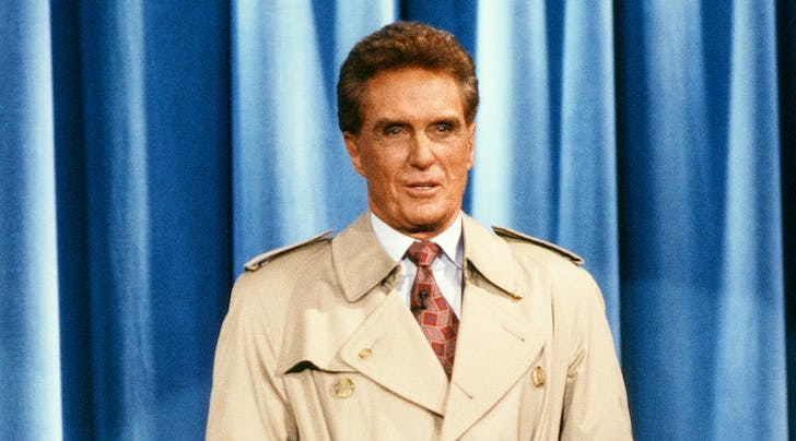 Netflix Is Rebooting 'Unsolved Mysteries' & Be Still Our True-Crime-Loving Hearts