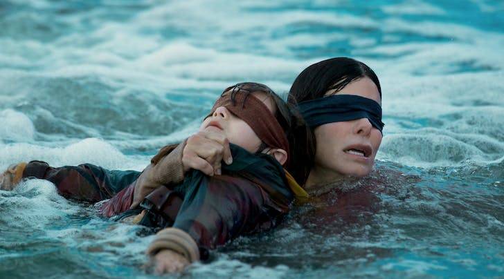 The Writer of 'Bird Box' Just Landed a New Netflix Gig (with a 'Stranger Things' Executive Producer!)