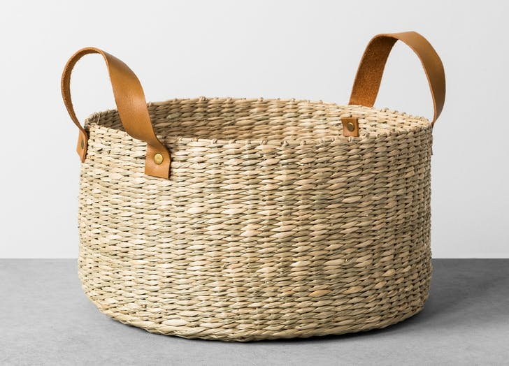Seagrass Basket Hearth and Hand
