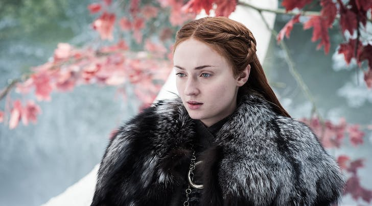 Sophie Turner Wasn't Allowed to Wash Her Hair While Filming 'GoT' & Talk About Commitment