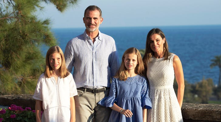 If You Thought the British Line of Succession Was Complicated, Wait Until You See the Spanish Royal Familys