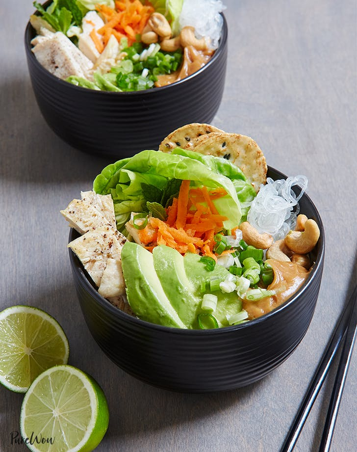 Forget Ramen—Were Eating Spring Roll Bowls