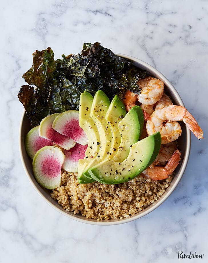 The Ultimate Quinoa-Avocado Bowl