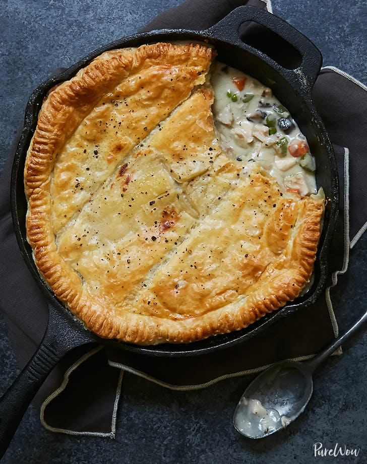 The Ultimate Chicken Potpie