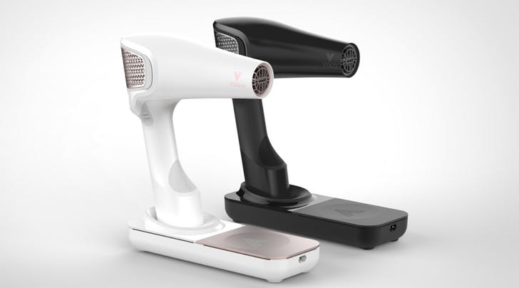 The First Cordless Infrared Hair Dryer Is Here