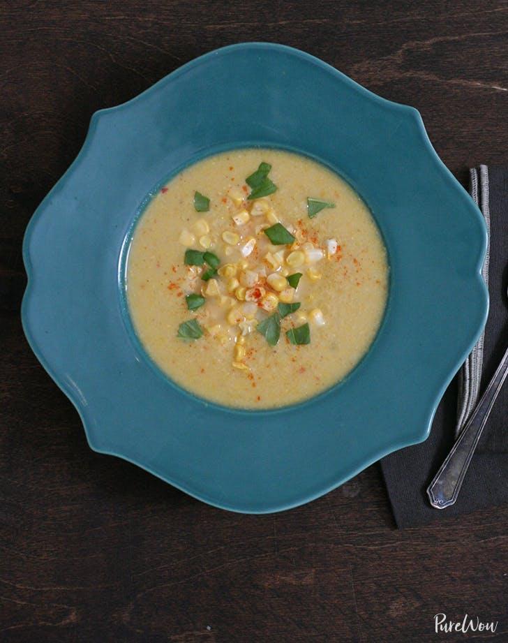 Velvet Corn Soup