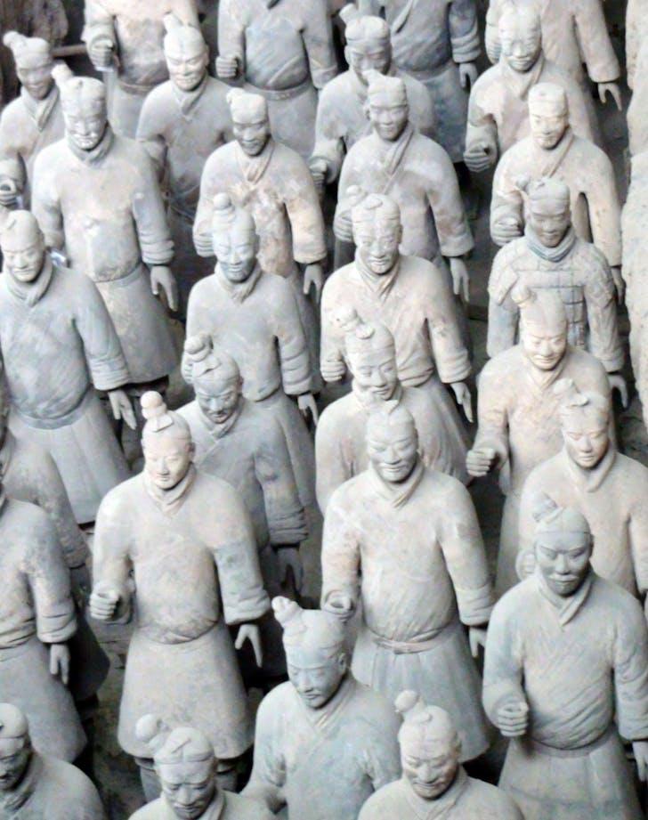 XI AN  CHINA
