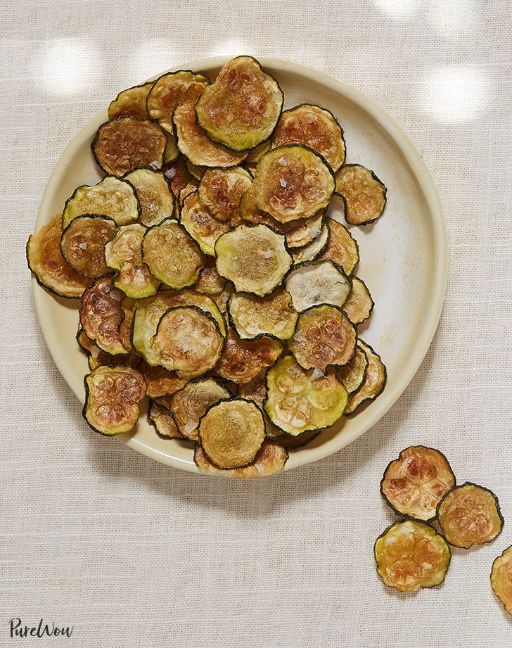 Easy Zucchini Chips