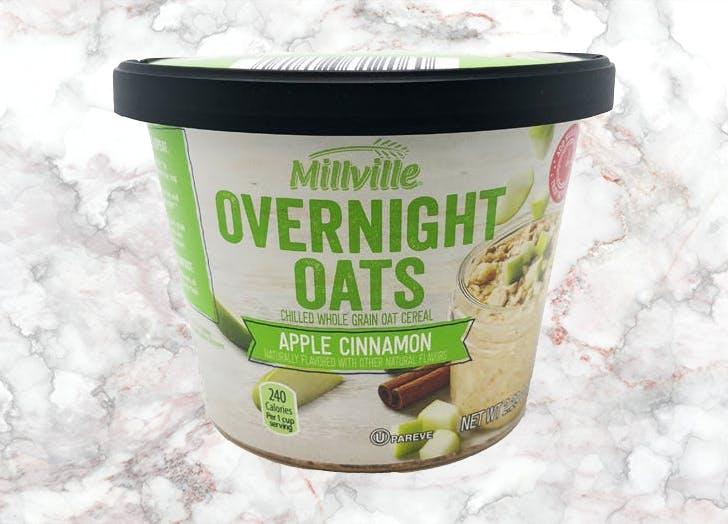 aldi milville overnight oats