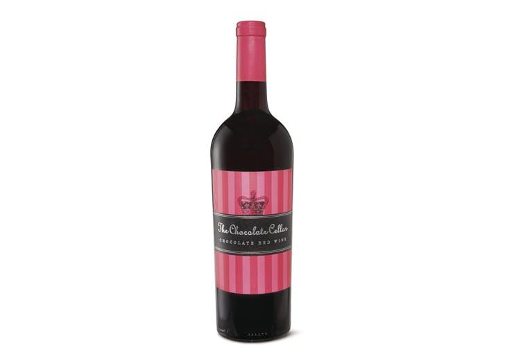 aldi chocolate red wine
