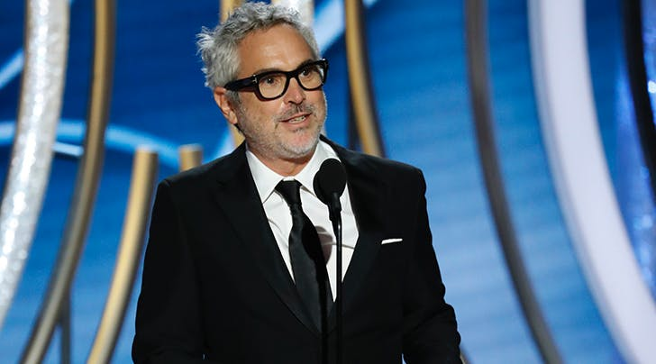 Golden Globes Names Alfonso Cuarón Best Director for 'Roma'