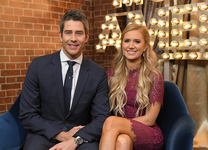 It's Official: Arie Luyendyk Jr. and Lauren Burnham Are Husband and Wife