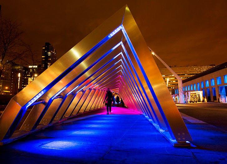art exhibit iceberg nyc