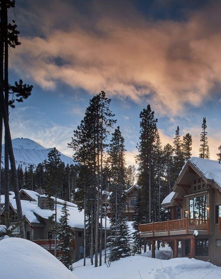 big sky resort montana