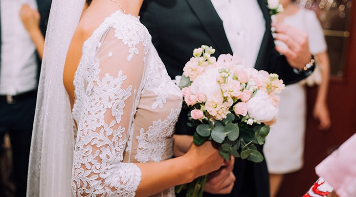 Whoa, the Average Wedding Cost Skyrocketed from Last Year
