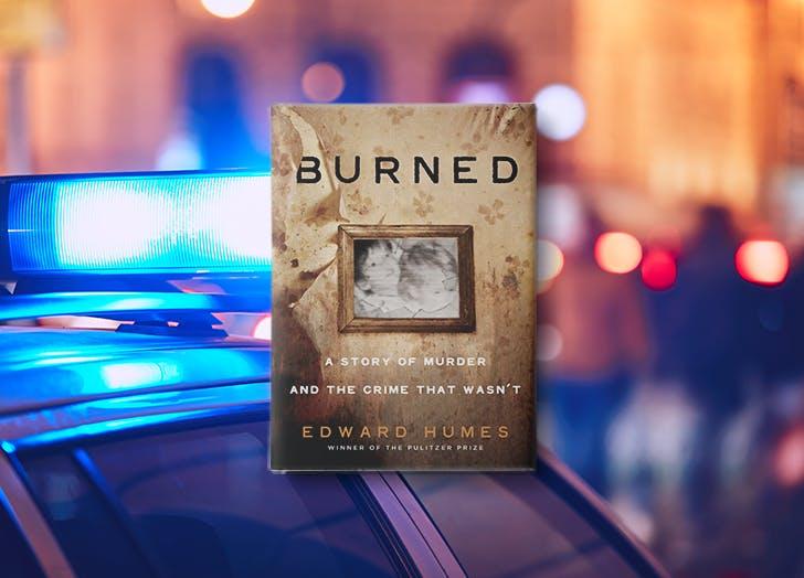 burned edward humes