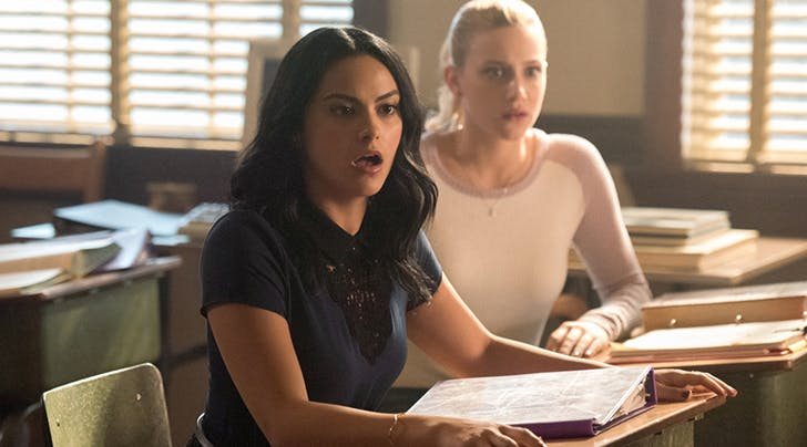 Here's What the Serpents' Protection Means for Veronica Lodge on 'Riverdale'