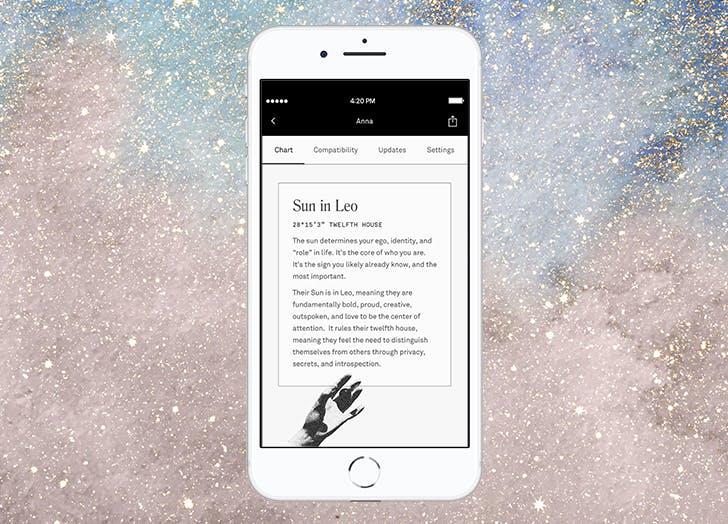 co star app screenshot