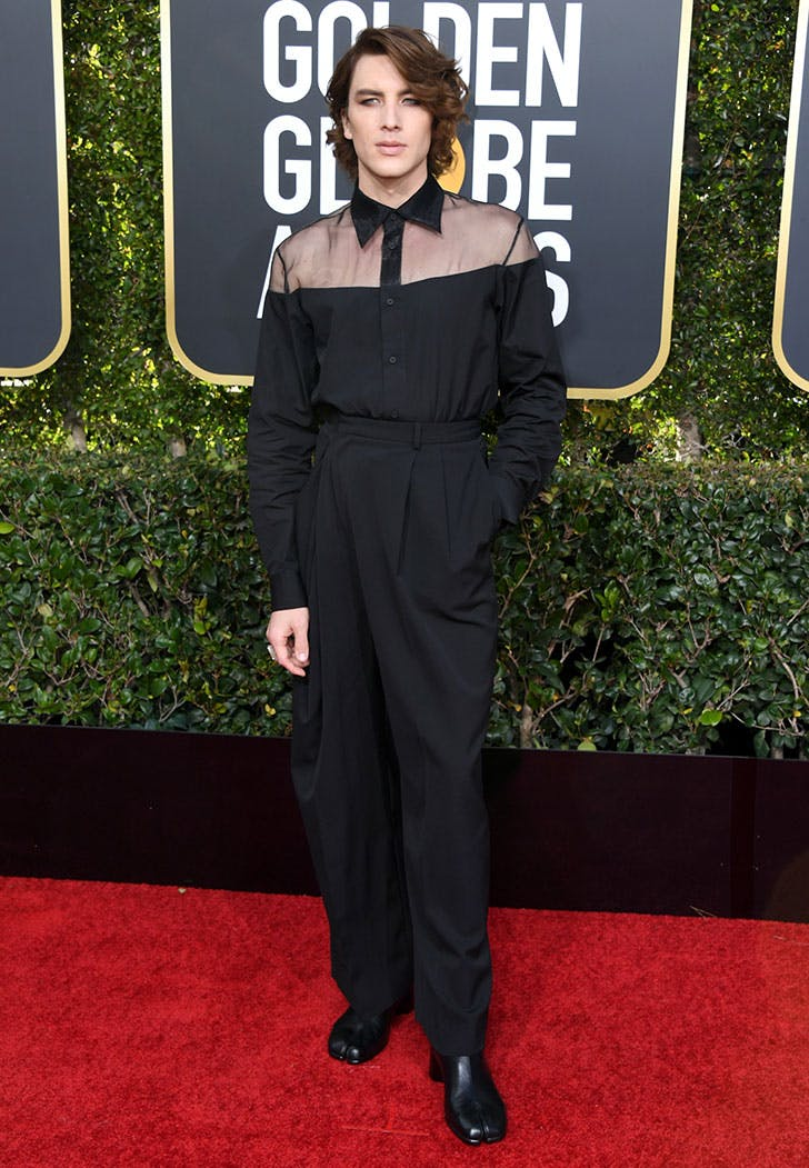 cody fern golden globes