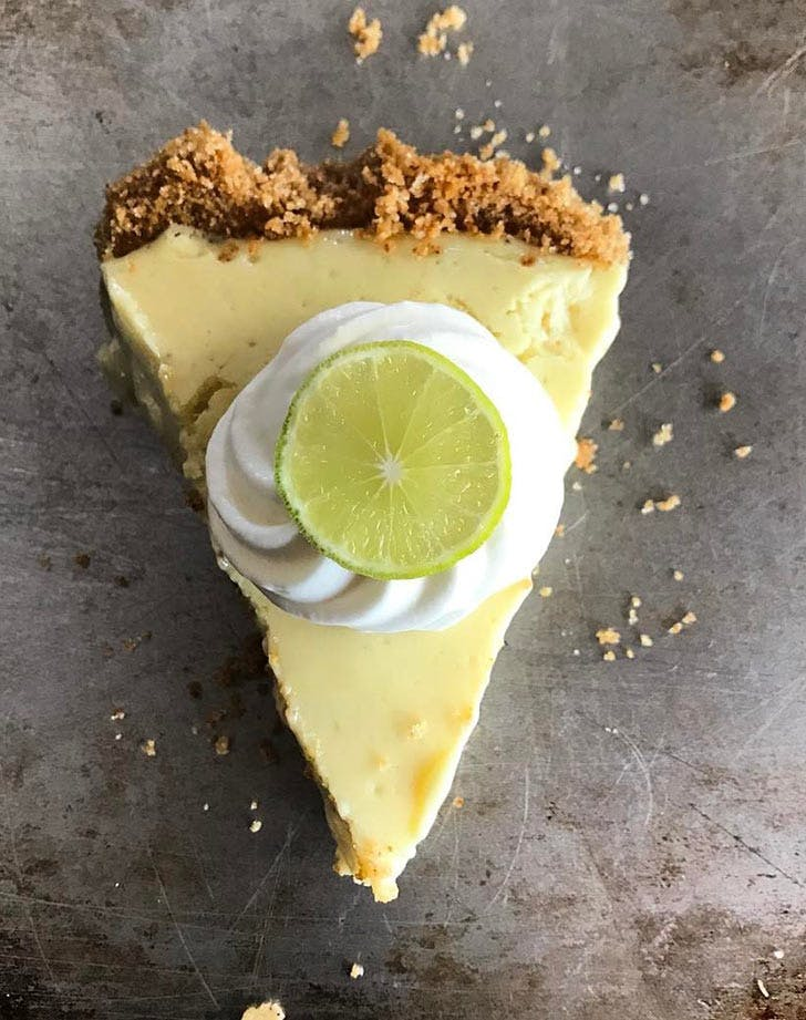 contenti cupcakes key lime pie